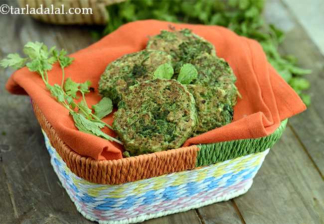 Sprouts Tikki, Healthy- Starter Sprouts Tikki Recipe