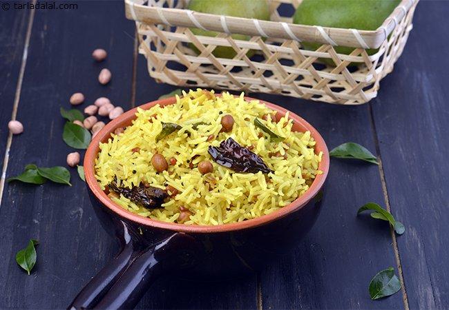 Tangy Kachi Keri Rice