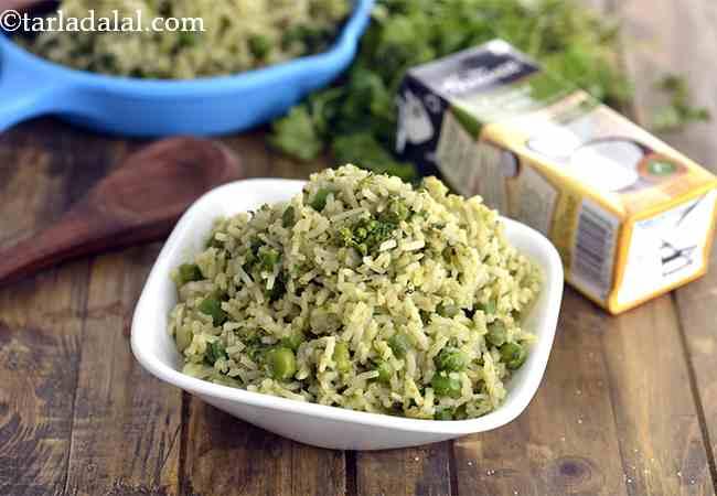 Thai Green Stir-fry Rice