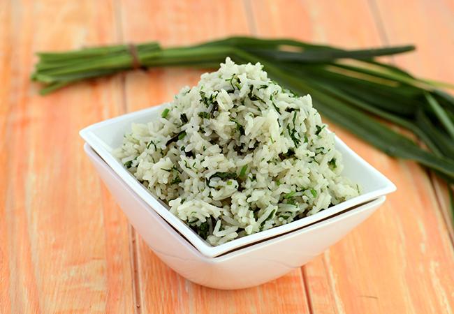 थाई ग्रीन राईस - Thai Green Rice