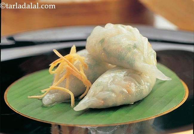 Vegetable Dimsum-Diabetic Recipe