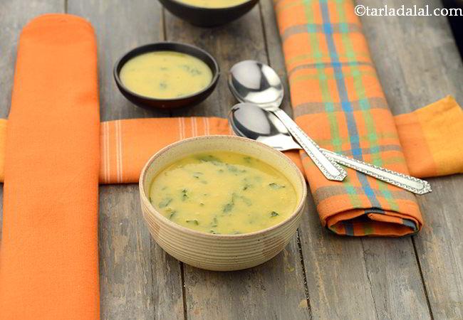 गाजर और पालक का सूप रेसिपी | पौष्टिक गजर पालक का सूप | एनोरेक्सिया के लिए गाजर पालक का सूप | बच्चों के लिए गाजर पालक का सूप | - Carrot and Spinach Soup ( Home Remedies)