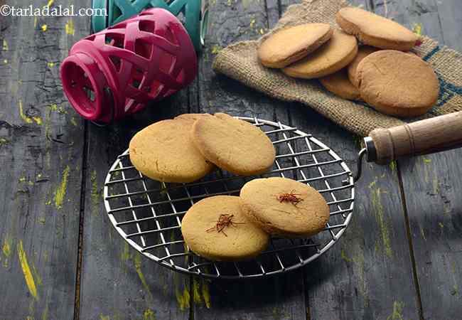 Hyderabadi Osmania Biscuit, Saffron Flavoured Biscuits