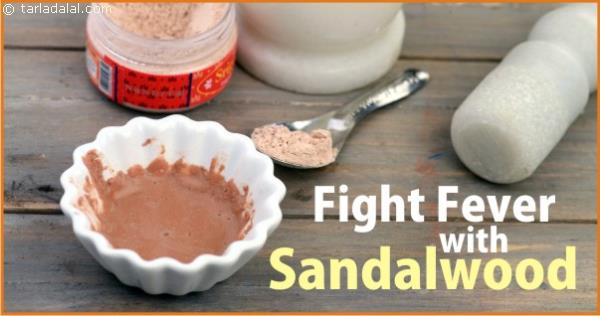 FIGHT FEVER WITH SANDALWOOD