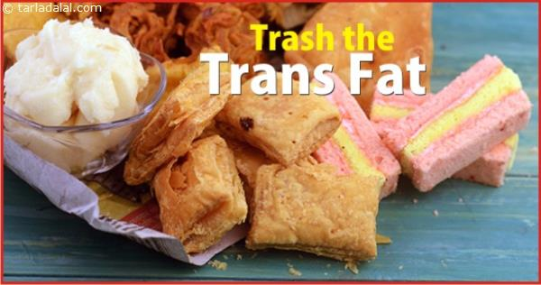TRASH THE TRANS FAT
