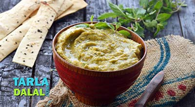 Quick Indian  Dips & Sauces